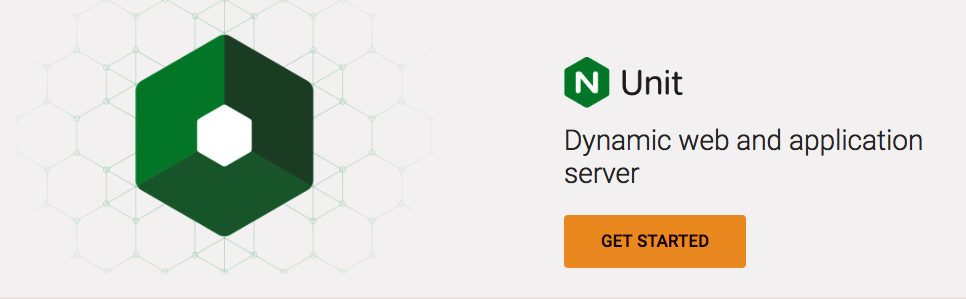 Nginx Unit Get Stared